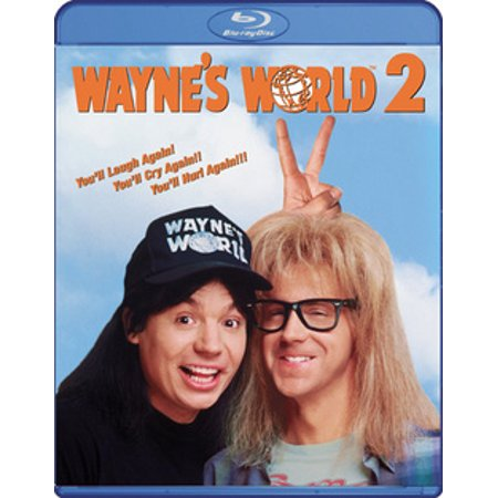 Wayne's World 2 (Blu-ray)