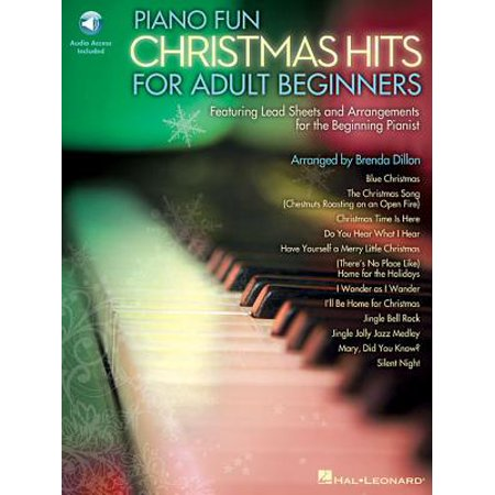 Christmas Fun For Adults (Piano Fun: Christmas Hits for Adult)