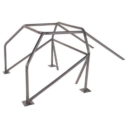 Competition 3328 10pt. Roll cage Conv. Kit - 94-98 Mustang Competition Engineering Roll Cage