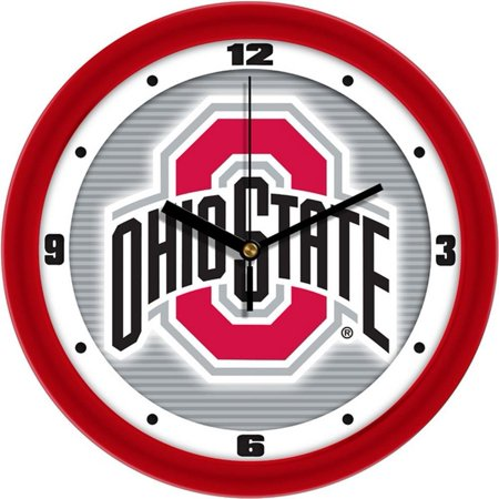 Ohio State Buckeyes Dimension Wall Clock, By Sun Time from USA