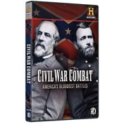 Civil War Combat: America's Bloodiest Battles by ARTS AND ENTERTAINMENT NETWORK