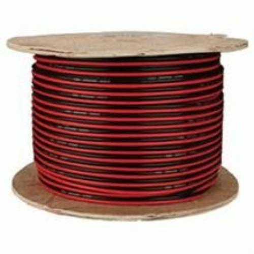 Metra Speaker Wire 14 Gauge Red-black Paired Coil Of 500 Feet - For Speaker, Audio Device - 500 Ft - Bare Wire - Bare Wire - Red, Black (swrb14500)