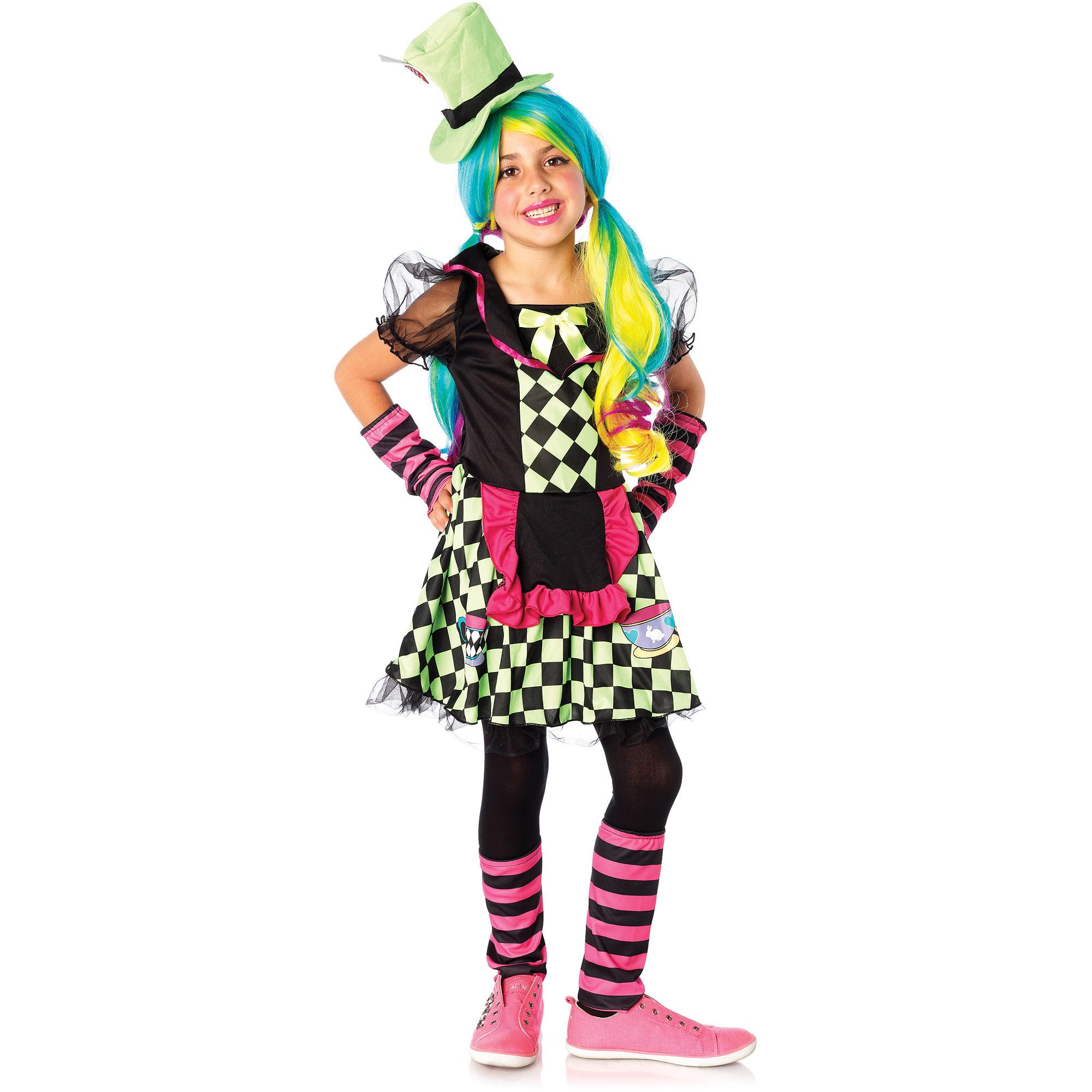 tea cup mad hatter child halloween costume walmartcom - Walmart Costumes Halloween Kids