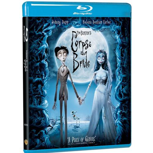 Tim Burton's Corpse Bride (Blu-ray) (Widescreen)