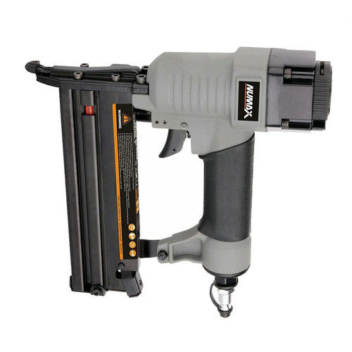 "NuMax S2-118G2 Pneumatic 2-in-1 18-Gauge 2"" Brad Nailer and Stapler"