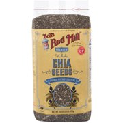 Bob's Red Mill Chia Seeds, 1.0 Lb, 4 Ct