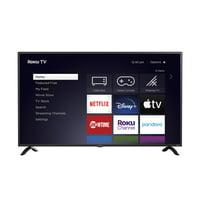 """Element 50"""" Class 4K UHD Roku Smart TV HDR"""