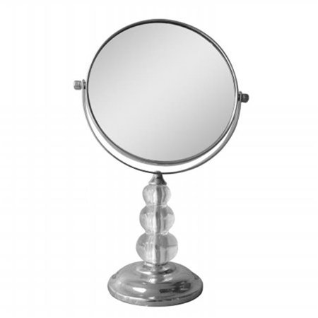 Elegant Home Fashions SM-DY7617 Freestanding Bath Magnifying Makeup Mirror - image 1 of 1