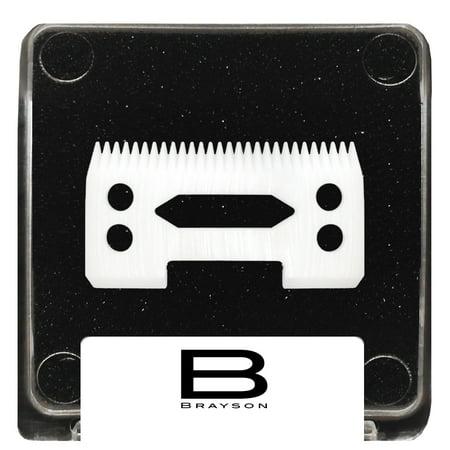 BRAYSON Ceramic Clipper Blade (Senior, Magic Clip, Designer, Balding)
