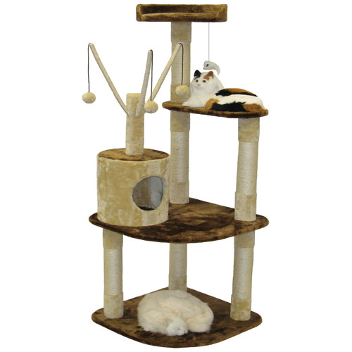Go Pet Club 60'' Climber Cat Tree