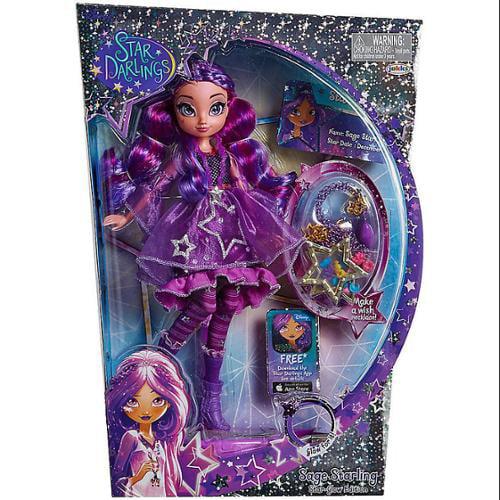 "Disney Star Darlings Sage Starling 11"" Doll by"