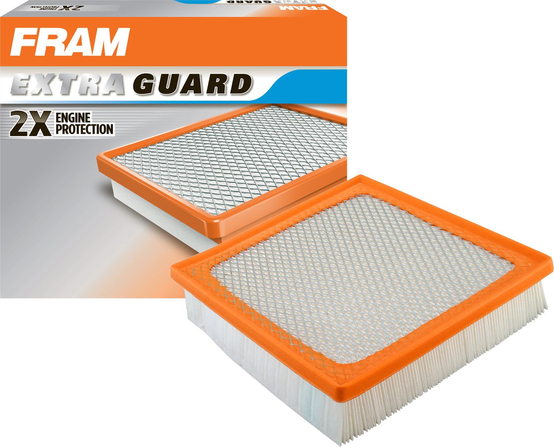 Fram Ca10755 Air Filter Flexible Panel by FRAM