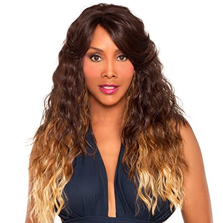 Vivica A. Fox WP-LIZZY-V New Futura Fiber, Weave Cap in Color FS430 - image 1 of 1