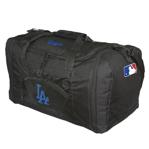Concept 1 CNO-MLLA5147-BK Los Angeles Dodgers Mlb Roadblock Duffle Bag [black]