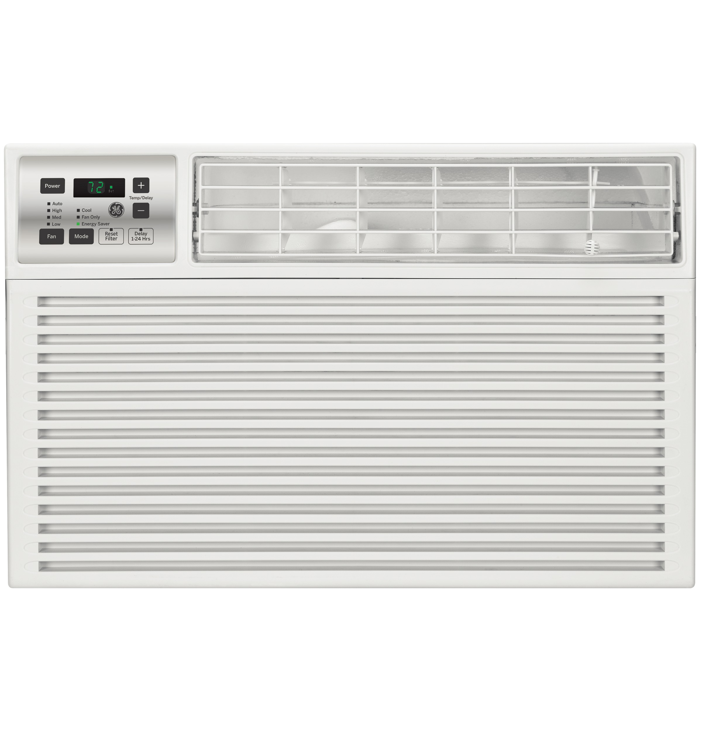 GE 6,000 BTU AIR CONDITIONER WITH REMOTE, AEW06LX