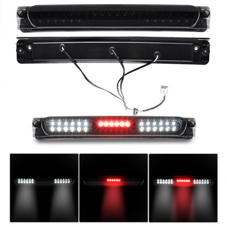EEEkit For 1997-2003 Ford F-150 LED Third 3rd Brake Cargo Light Assembly Replacement for Ford F150 F-150 1997 1998 1999 2000 2001 2002 2003, F-250 2004 F-150 F-250 Classic 00-05 Ford Excursion Third Brake Light Assembly