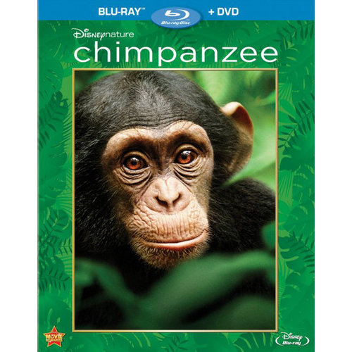 Disneynature: Chimpanzee (Blu-ray + DVD) (Widescreen)