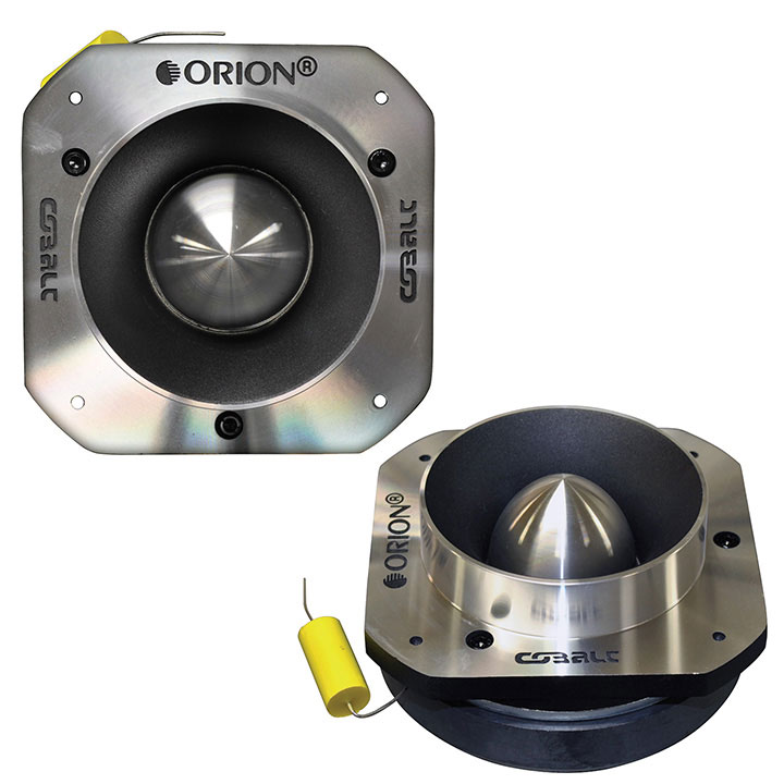 "Orion Cobalt 5"" Bullet Tweeter Sold each 520W MAX"
