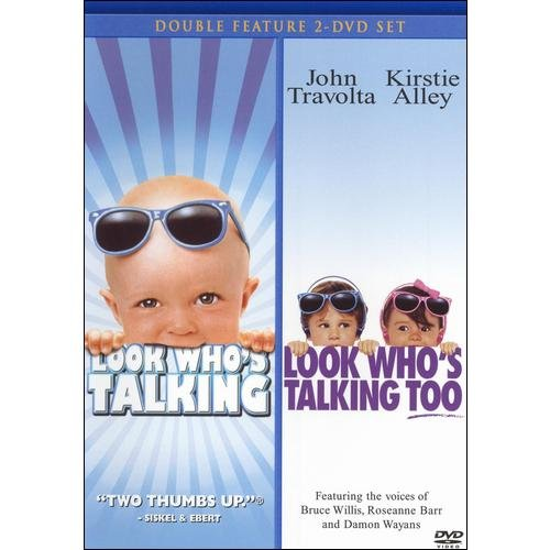 Look Who's Talking / Look Who's Talking Too Double Feature (Widescreen)