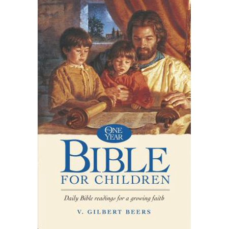 The One Year Bible for Children - Bible Crafts For Kids