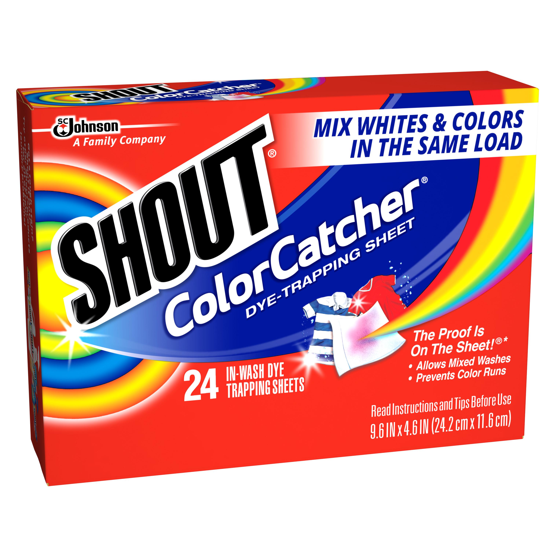 Shout Color Catcher 24 count - Walmart.com