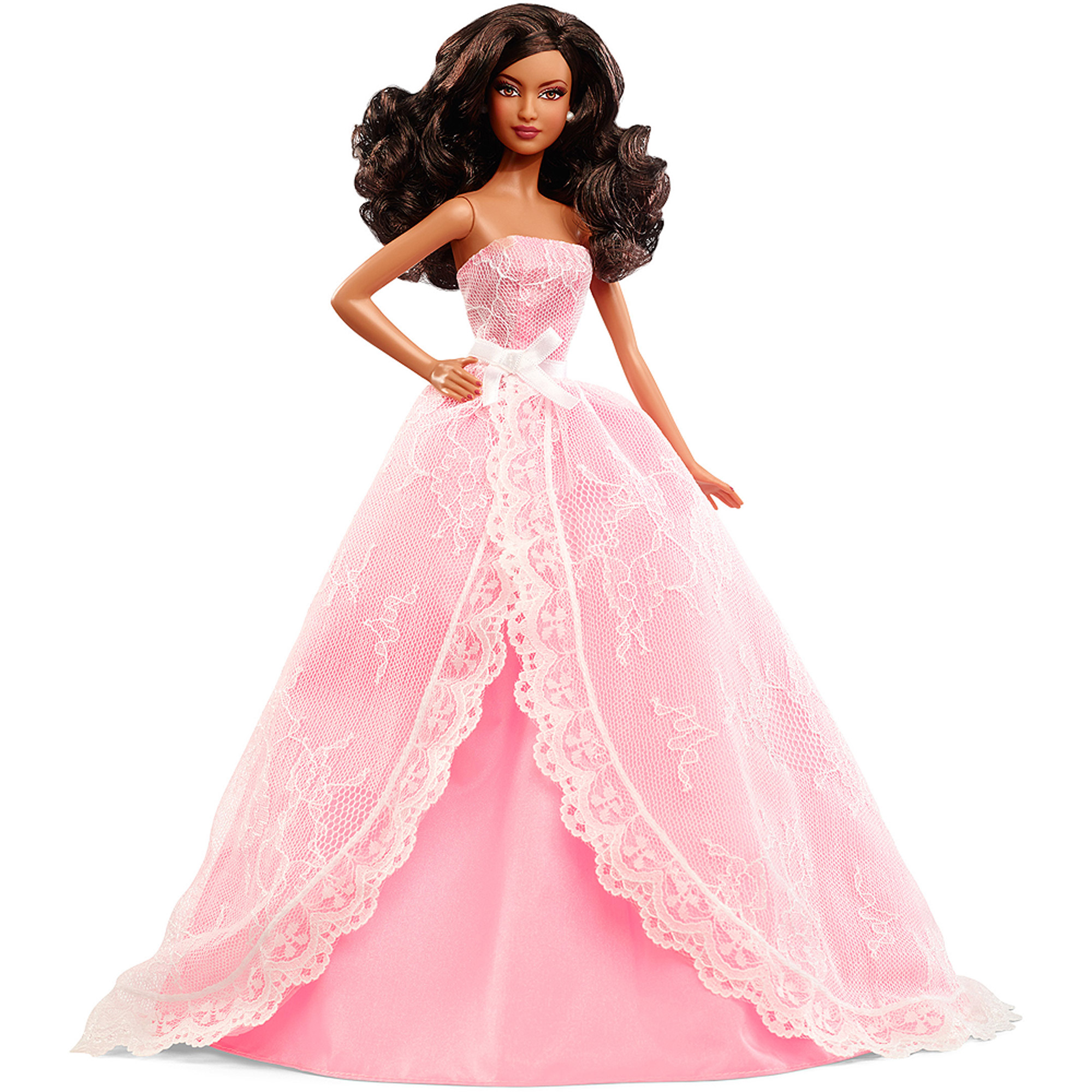 Barbie 2015 Birthday Wishes African-American Doll by Barbie