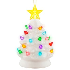 Mr. Christmas Nostalgic Christmas Tree Ornament, 5.5