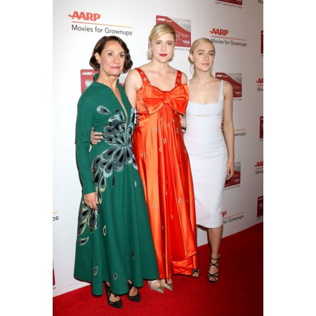 Adult Movie Awards (Laurie Metcalf Greta Gerwig Saoirse Ronan At Arrivals For Aarp The MagazineS 17Th Annual Movies For Grownups Awards Beverly Wilshire Hotel Beverly Hills Ca February 5 2018 Photo By Priscilla)