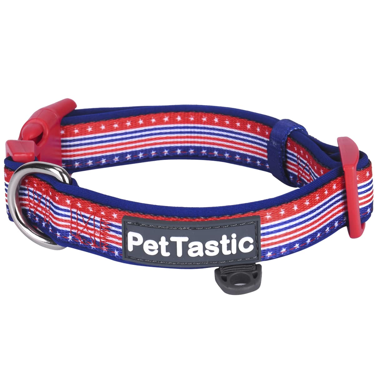God Bless America Dog Collar