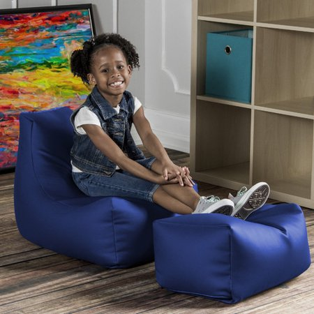 Jaxx Juniper Kids Chair Ottoman