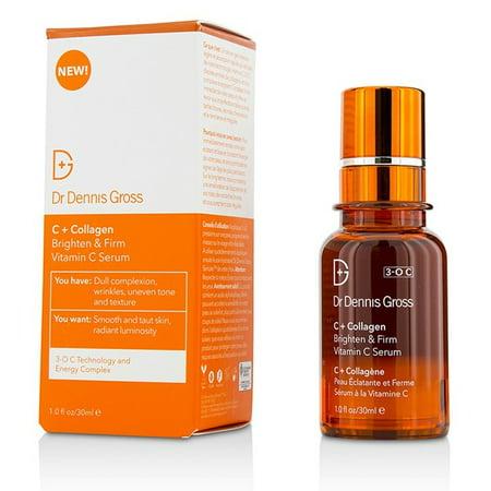 Dr Dennis Gross C + Collagen Brighten & Firm Vitamin C Serum (Dennis Gross Active Vitamin)