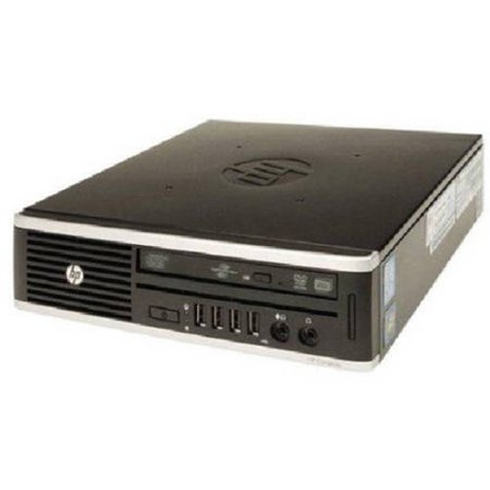 HP 8300 USFF Desktop PC with Intel Core i5 3470 Processor 8GB Memory 320GB Hard Drive and Windows 10 Home