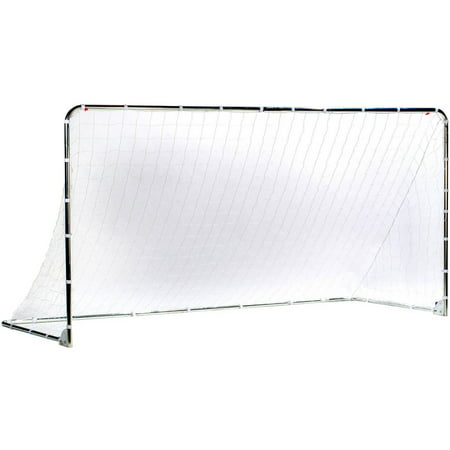 Franklin Sports 12' x 6' Steel Folding Soccer Goal