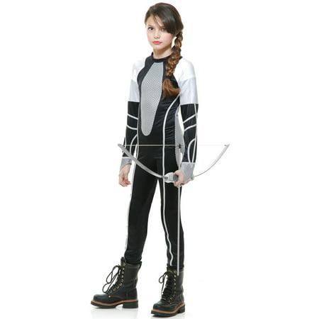 Survivor Jumpsuit Child Costume](Survivor Costume)