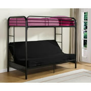 Twin-over-Futon Bunk Bed Mattress Set of 2