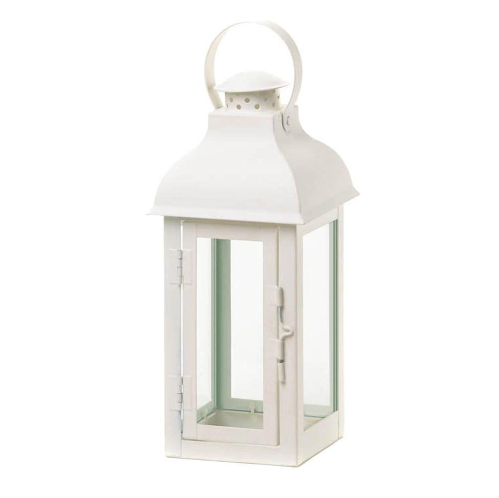 White outdoor lanterns 36 inch vanity mirror