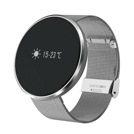 Waterproof Smartwatch Blood Pressure Heart Rate Bracelet