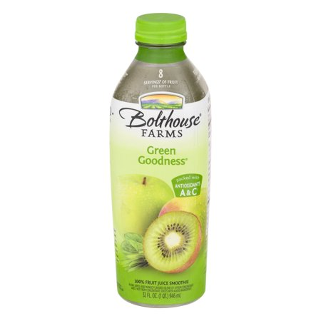 Bolthouse farms 100 fruit juice smoothie green goodness 320 fl bolthouse farms 100 fruit juice smoothie green goodness 320 fl oz malvernweather Gallery