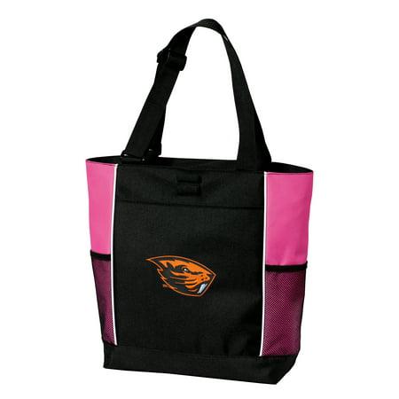 OSU Beavers Tote Bag or Oregon State University Shopper Tote
