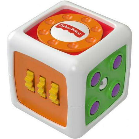 Fisher-Price My First Fidget - Fun Toys For 2 Year Olds