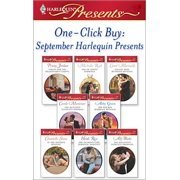 One-Click Buy: September Harlequin Presents - eBook