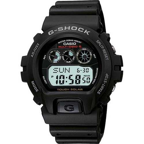 G Shock Solar Atomic Watch by Casio