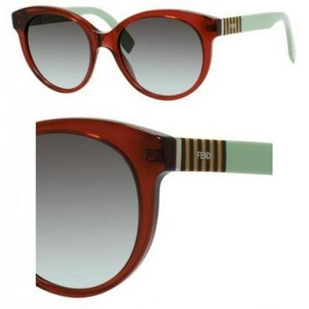 4b1da6a2143 UPC 762753002709 product image for FENDI Sunglasses 0013 S 07TI Burgundy  53MM