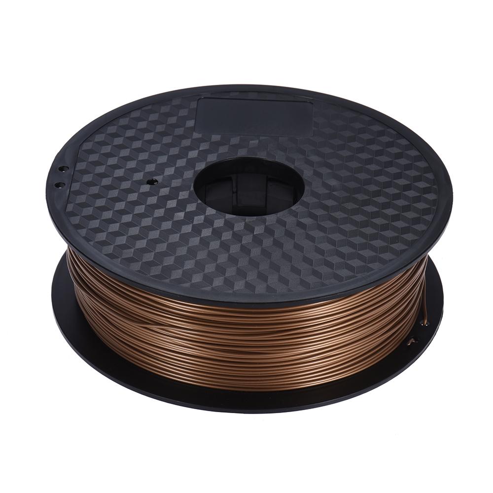 Color Optional ABS Plastic Filament 1kg/Roll 2.2lb 1.75mm for MakerBot Anet RepRap 3D Printer Pen Beige