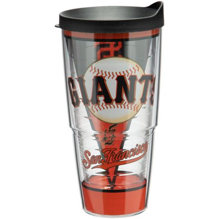 San Francisco Giants Tervis 24oz  Batter Up Acrylic Tumbler - No Size