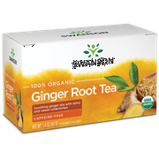 Swanson 100% Organic Ginger Root Tea 20 Bag(S)