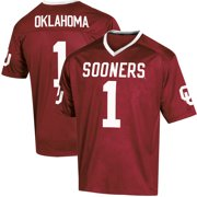 Toddler Russell Crimson Oklahoma Sooners Replica Football Jersey