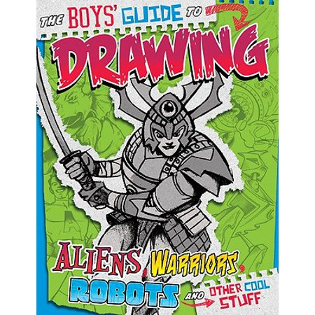Boys' Guide to Drawing](Cool Halloween Drawings)