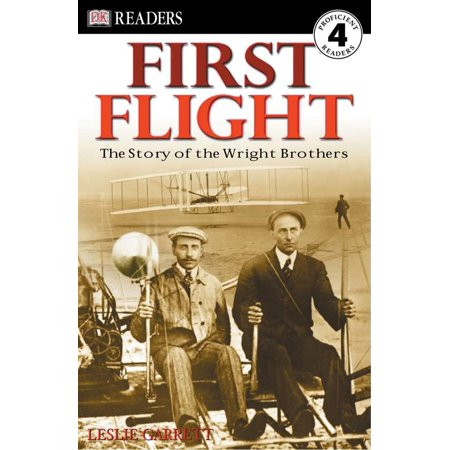 The Wright Brothers Plane (DK Readers L4: First Flight: The Story of the Wright Brothers)