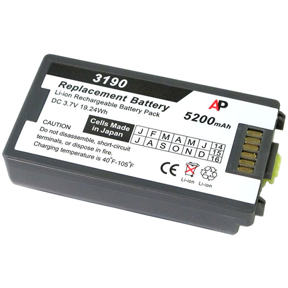 Motorola / Symbol MC3100 & MC3190 Scanners: Replacement B...